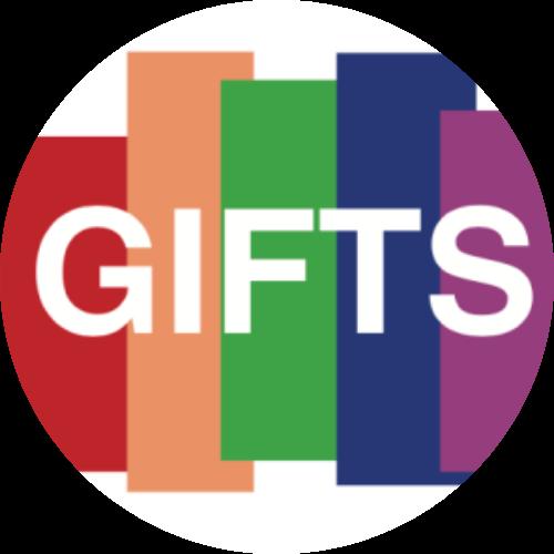 Logo Rete GIFTS, Studi di Genere, Intersex, Femministi, Transfemministi e sulla Sessualità