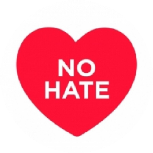 Logo No Hate Movement