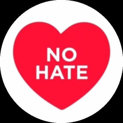 Logo No Hate Movement